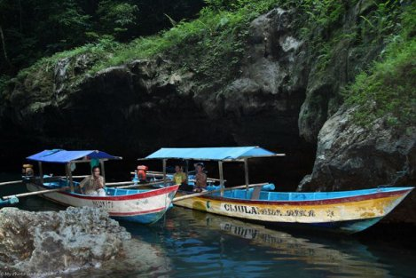Trip Green Canyon Oktober 2012
