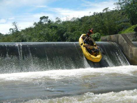 rafting cisadane 1